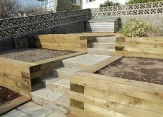 Loe Bar Sleeper Garden Phase 2